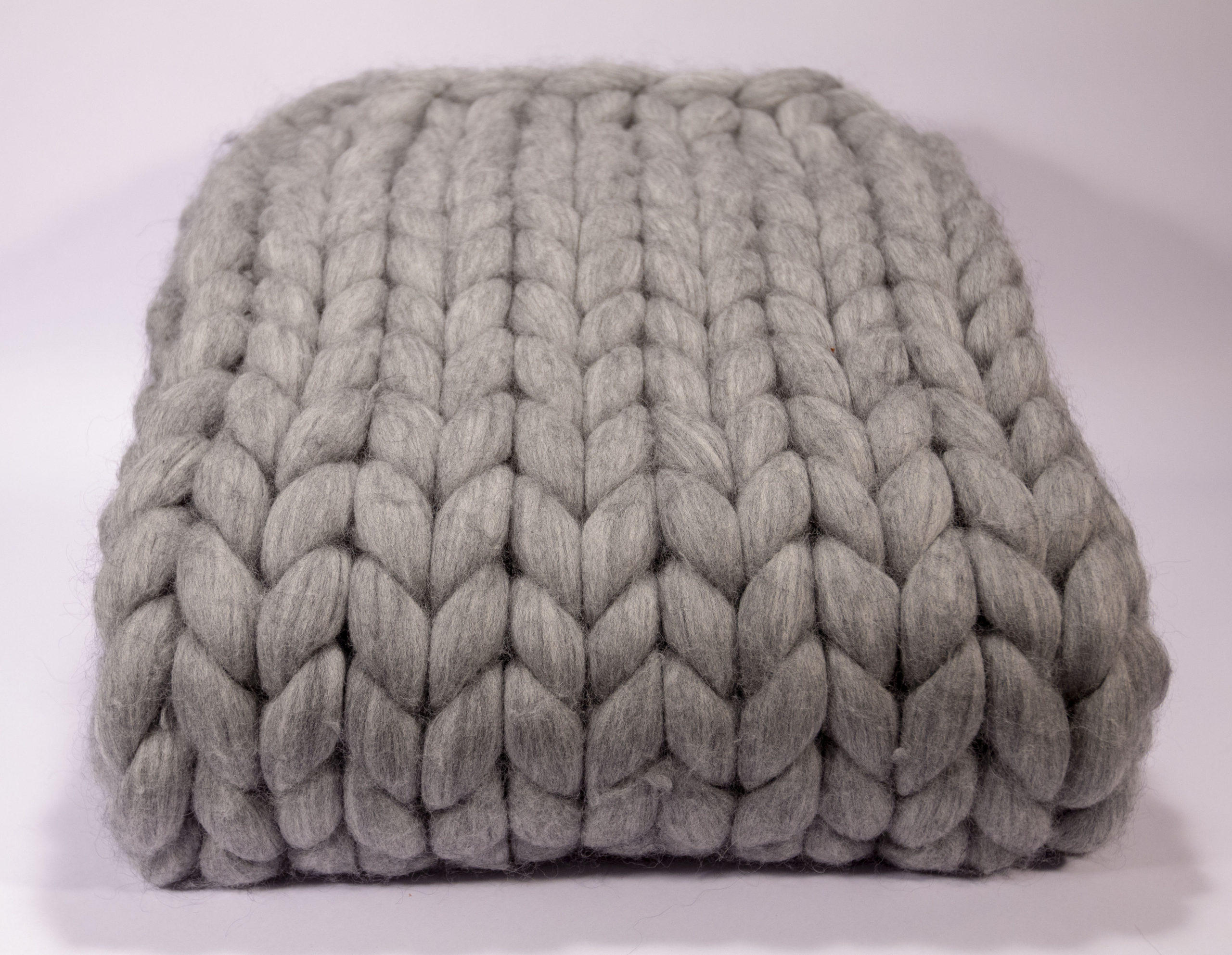 Chunky Knit Bed Runner Gods Gifts Exceptional Unique